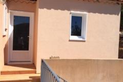 Agrandissement maison ossature bois à La Londe Var Paca(2)