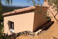 Agrandissement maison ossature bois à La Londe Var Paca(3)