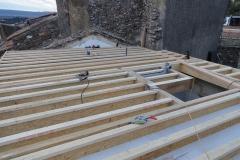 chantiers en cours rehausse agrandissement pourrieres