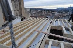 chantiers en cours rehausse agrandissement pourrieres3
