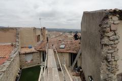 chantiers en cours rehausse agrandissement pourrieres5