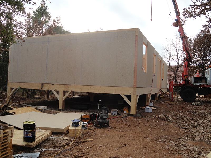 construction bois vaucluse