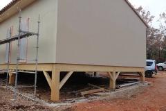 Maison ossature bois chantier en cours de construction st maximin (3)