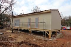 Maison ossature bois chantier en cours de construction st maximin (4)