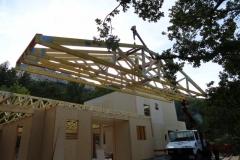 Maison en ossature bois type MBOC, ITE à Cadolive dans les Bouches du Rhône (7)