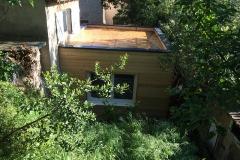 Agrandissement ossature bois avec facade bardage marseille (6)