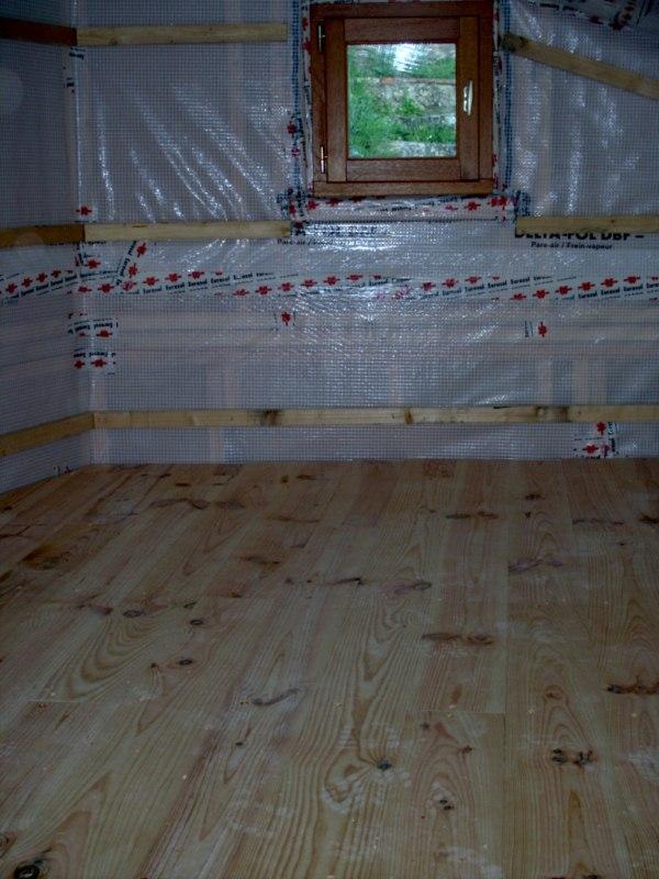 Agrandissement en ossature bois de type construtif MBOC d'une maison individuelle a COTIGNAC dans le VAR 83 region PACA (3)