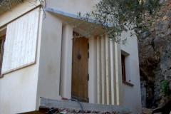 Agrandissement en ossature bois de type construtif MBOC d'une maison individuelle a COTIGNAC dans le VAR 83 region PACA (6)