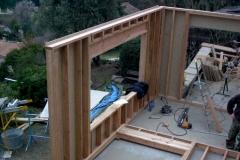 Agrandissement en ossature bois de type construtif MBOC d'une maison individuelle a COTIGNAC dans le VAR 83 region PACA (9)