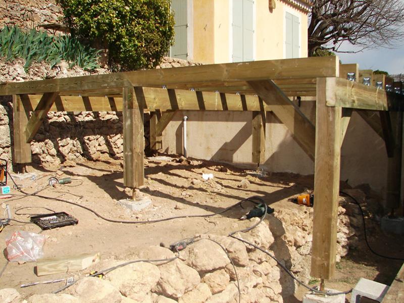 # Construction Terrasse Bois Sur Pilotis