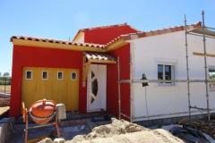 Construction maison ossature bois avec isolation extérieure à Le Luc dans le Var (5)