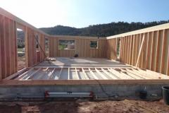 Maison ossature bois avec isolation extérieure à Le Luc dans le Var (8)