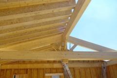 Maison à ossature bois RT 2012, isolation extérieure, à Rocbaron dans le Var (1)