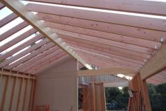 Maison ossature bois sur pilotis en bardage meleze entouré d'une terrasse bois à LE VAL 83143 dans le VAR region PACA [800x600] (45)