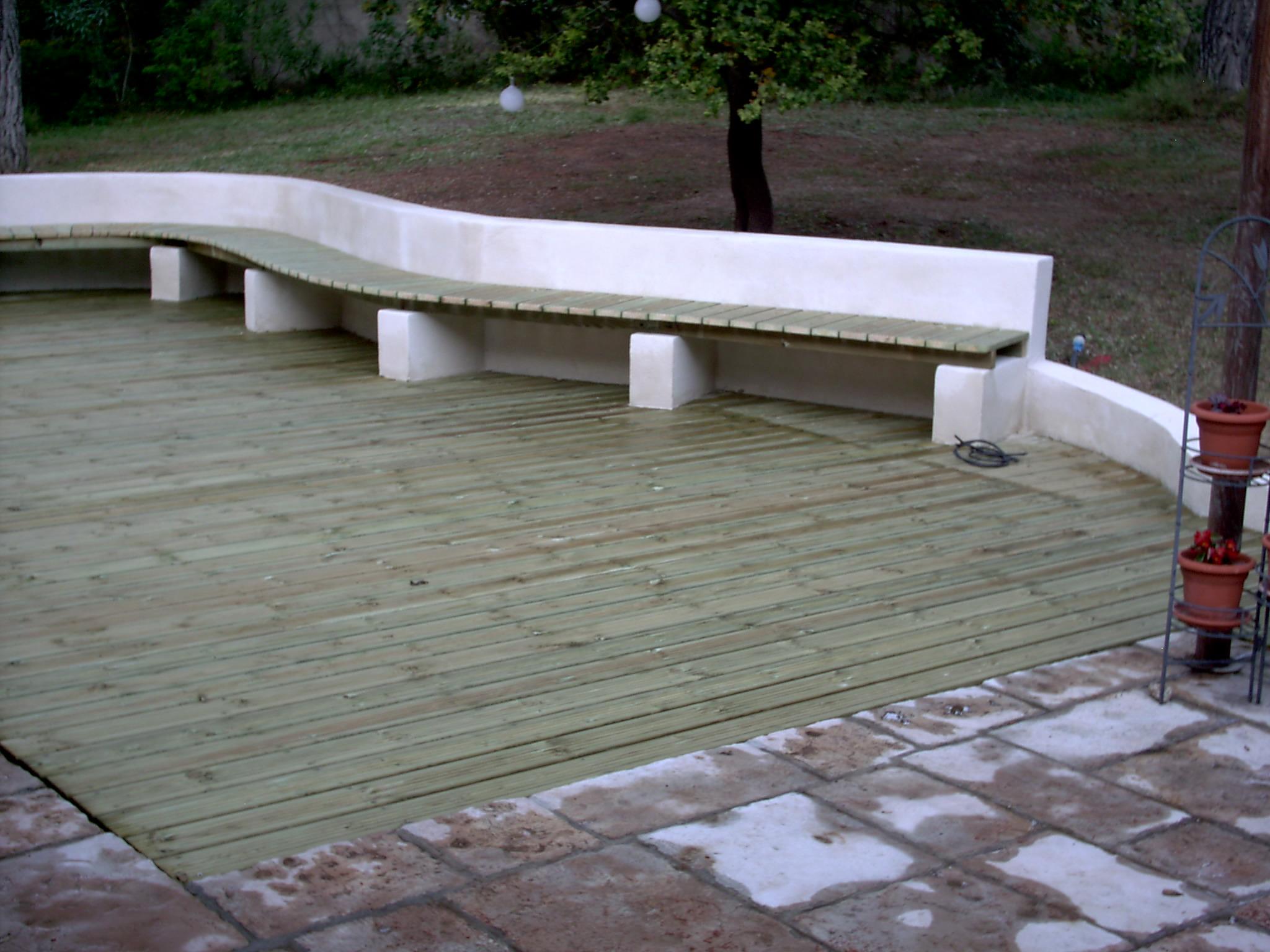 DIVERS BOIS terrasses-abris